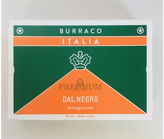 CARTE DA GIOCO BURRACO ITALIA DAL NEGRO - 2 MAZZI