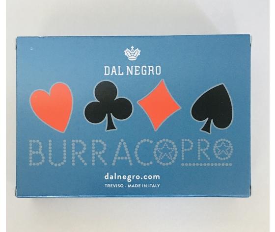 CARTE DA GIOCO BURRACO DAL NEGRO - BURRACOPRO 2 MAZZI