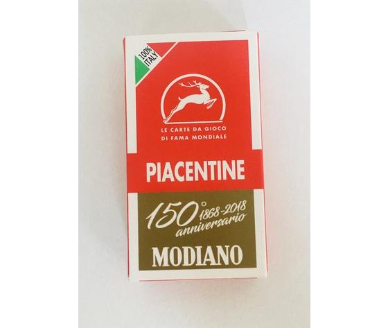 """CARTE DA GIOCO """"PIACENTINE"""" - MODIANO"""