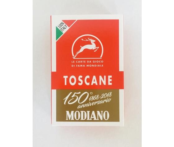 """CARTE DA GIOCO """"TOSCANE"""" - MODIANO"""