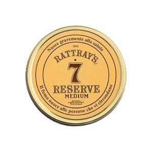"""TABACCO DA PIPA RATTRAY'S """"7 RESERVE MEDIUM"""""""