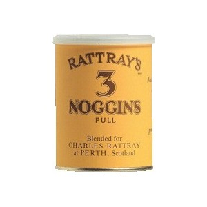 TABACCO DA PIPA RATTRAY'S 3 NOGGINS FULL