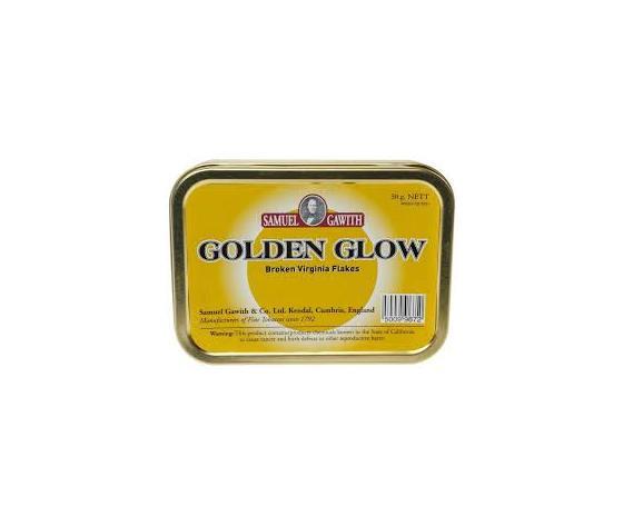 """TABACCO DA PIPA SAMUEL GAWITH """"GOLDEN GLOW"""" - 50GR"""