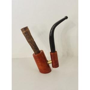 PIPA PER SIGARO TOSCANO - FULL BENT POKER 01