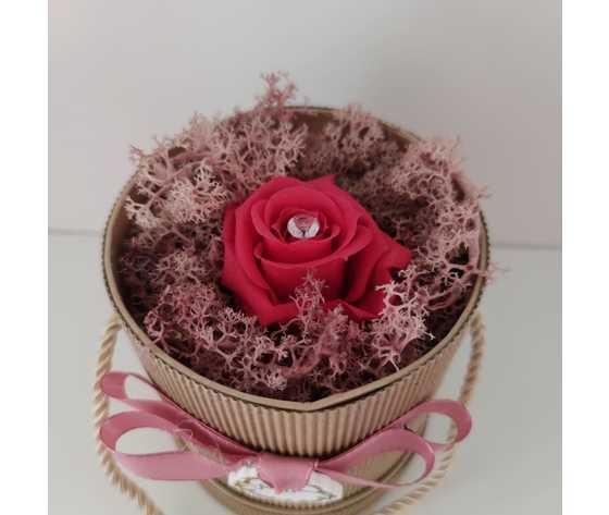 Diamante rosa rosa di jessyjama2