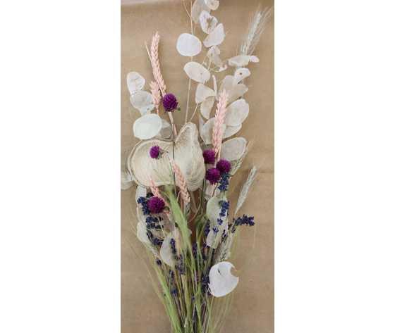 Mazzo di fiori secchi di jessyjama cuore