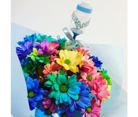 Bouquet bebe%cc%80 di jessyjama