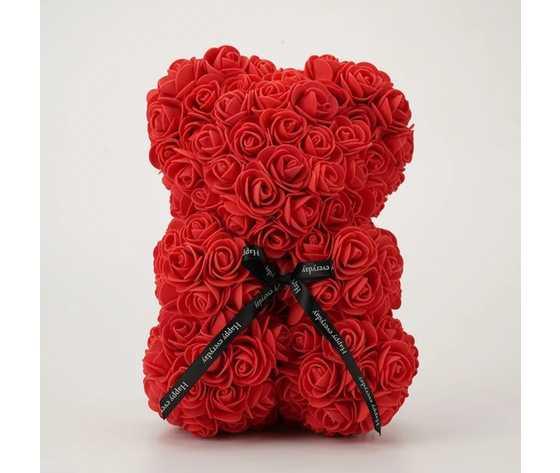 Orso di rose rosse jessyjama