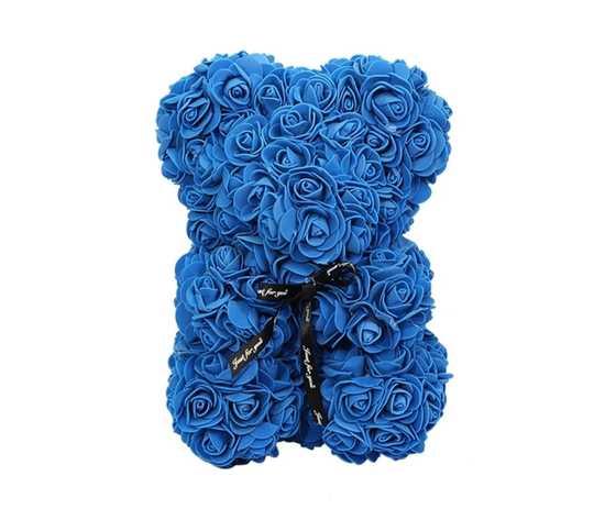 Orso di rose blu jessyjama