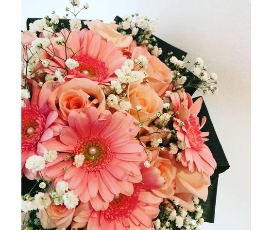Bouquet tramonto di jessyjama