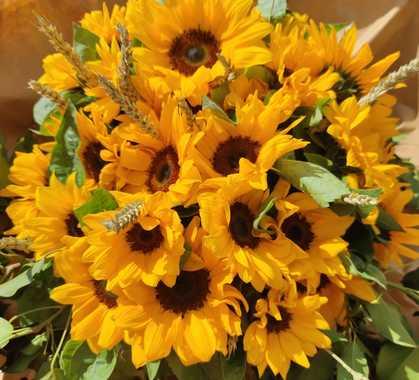 Bouquet van gogh di jessyjama