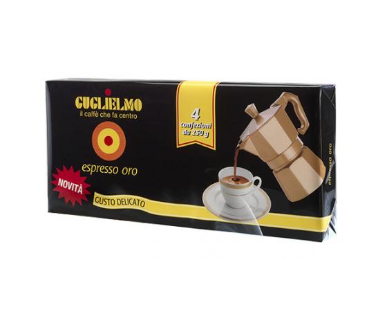 CAFFè GUGLIELMO ESPRESSO ORO 1 KG