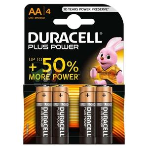 Pile Duracell Plus Power Stilo AA