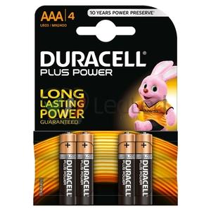 Pile Duracell Plus Power Ministilo AAA
