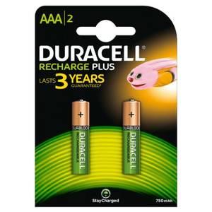 Pile Duracell Ricaricabili Ministilo AAA