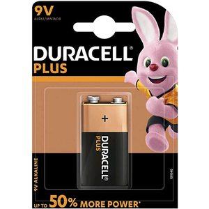 Pile Duracell Plus Power Transistor 9V