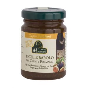 MARABOTTO Salsa per carni e formaggi FICHI E BAROLO DOCG
