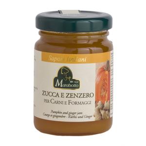 MARABOTTO Salsa per carni e formaggi ZUCCA E ZENZERO
