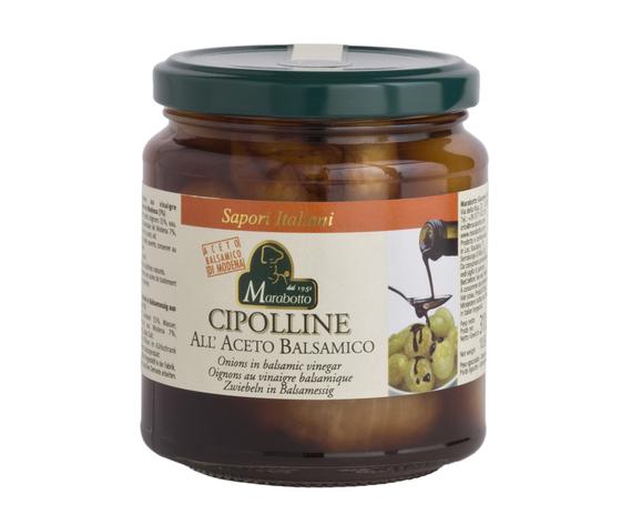 29 cipolline  all'aceto balsamico di modena igp
