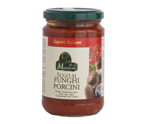 21 sugo funghi porcini