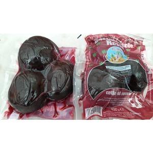BARBABIETOLE ROSSE COTTE A VAPORE (confezione 400g)