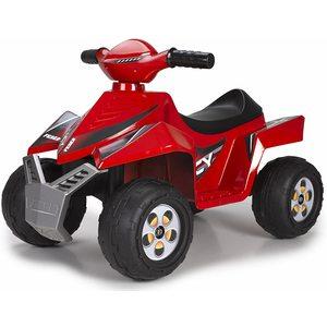 Quad moto Racy 6v Rosso