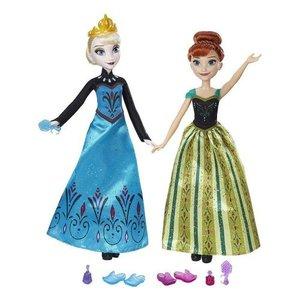 Frozen 2 Anna E Elsa Giorno dell'incoronazione