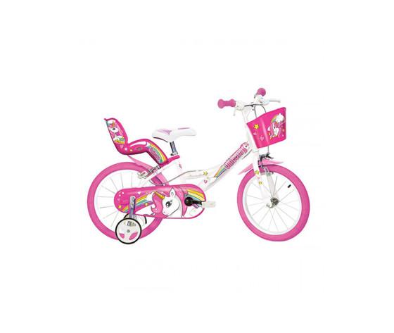 Bici 16 unicorn dino bikes