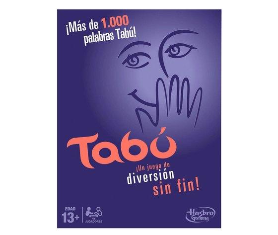 Hasbro taboo spanish