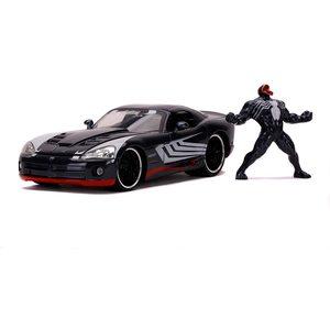 Marvel Venom Dodge Viper in scala 1:24