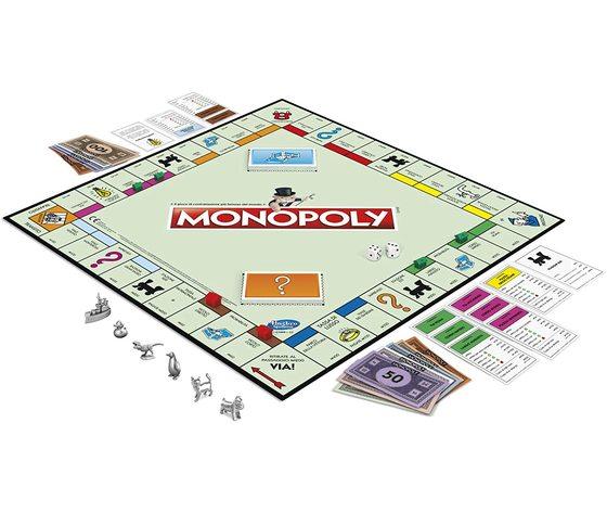 Monopoly ferro