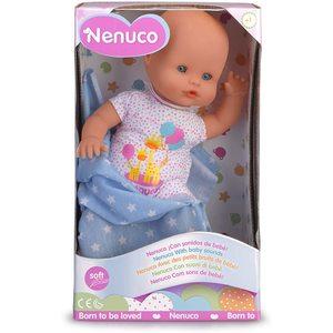 Bambola Nenuco Bebè con Suoni