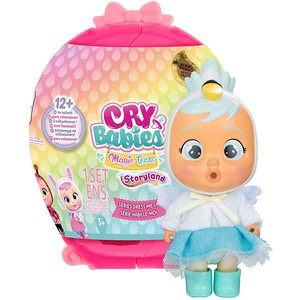 CRY BABIES MAGIC TEARS - Dress Me Up Casetta alata