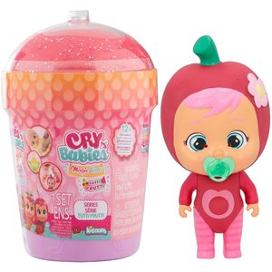 Cry Babies Magic Tutti Frutti  Casetta Smooth