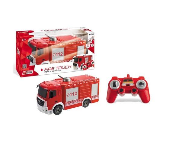 Mondo auto radiocomando fire truck scala 1 26 63516