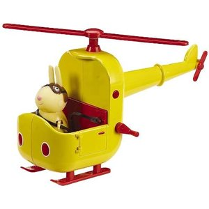 Peppa Pig, Elicottero della Signora Coniglio