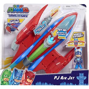 Pjmasks Pj Air Jet
