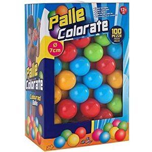 Palle Colorate 100 pezzi