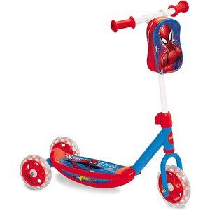Monopattino SpiderMan con 3 ruote