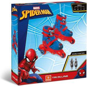 Pattini SpiderMan tri inline