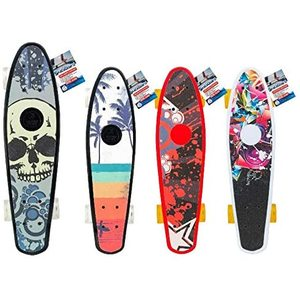 Skateboard con Led cm 55