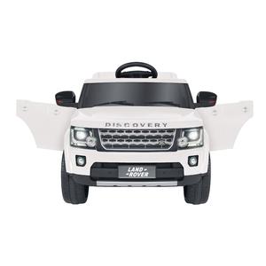 Land Rover Discovery 4 Bianca 12v Auto Elettrica