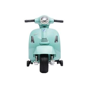 Vespa gts 6v Verde moto elettrica