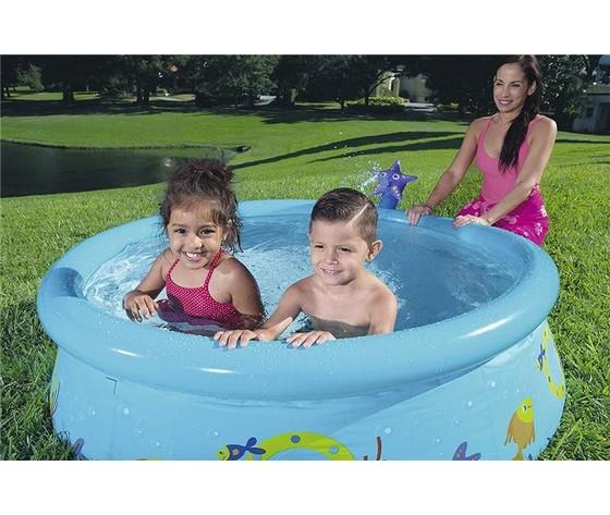 Mia prima piscina 152x382