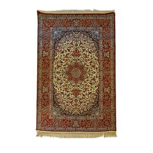 Tappeto Isfahan seta