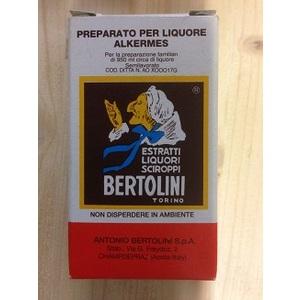 Estratto liquore alkermes 20ml Bertolini