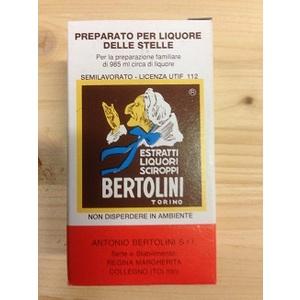 Estratto liquore delle stelle 20ml Bertolini