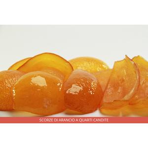 Ambrosio canditi arancio scorza 200g.