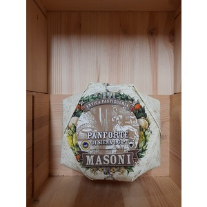 Masoni panforte incartato 350g