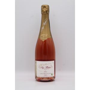 Champagne Serge Mathieu brut rosè 75cl proprietaire recoltant